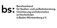 Logo des Berufsverbands für Studien- und Laufbahnberatung, Orientierung und Information an Hochschulen in Baden-Württemberg e.V.